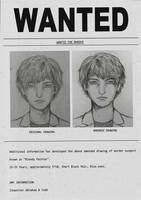 2017 Bloody Painter - Wanted by DeluCat