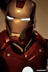 Iron Man Mark III by ddntati