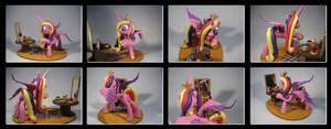 MLP - Princess Cadence 'Princess's boudoir'  SLD by Ksander-Zen