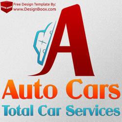 Auto Cars Logo by DesignBoox
