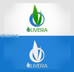 Olivera Logo Free PSD by DesignBoox