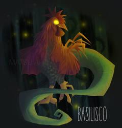 Bacilisco chilote by Matousu