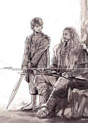 Hobbit by evilwinnie