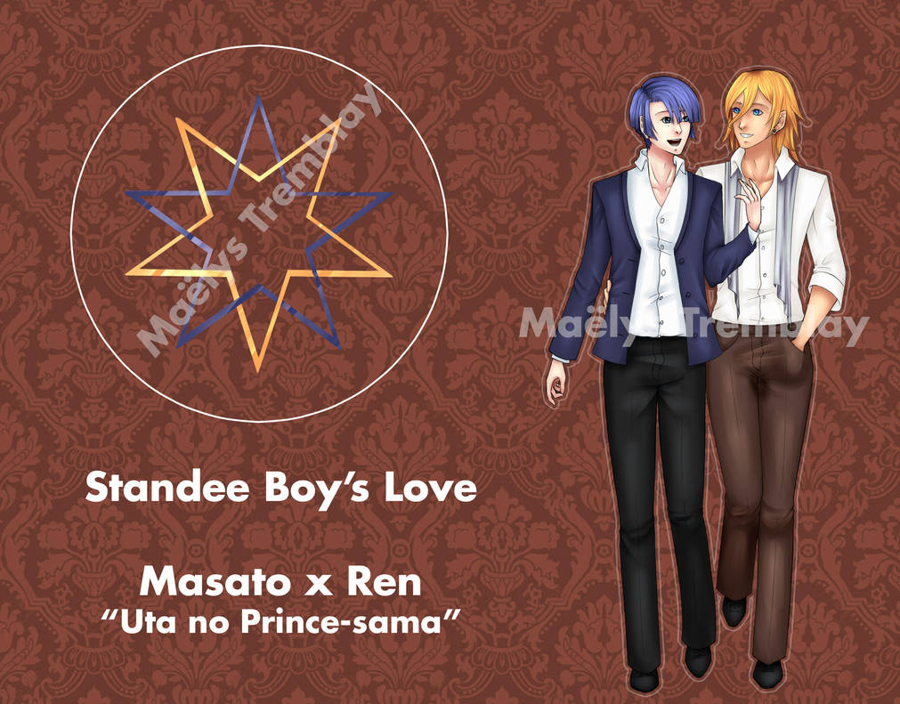 Standee BL by MaelysTremblay