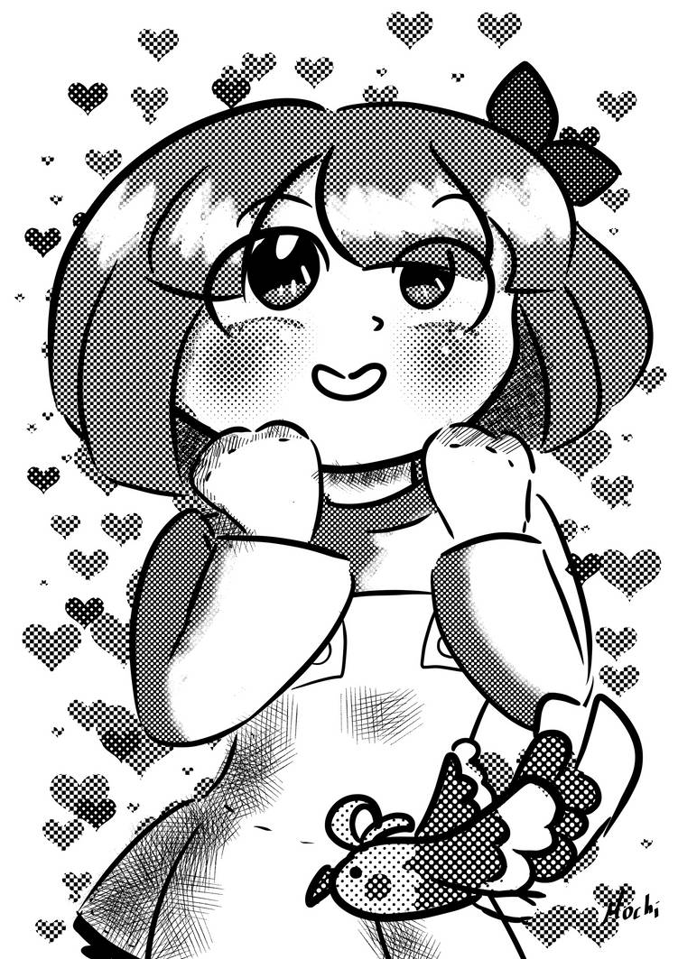 Hearts by MochiNyo