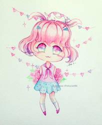 Rabbit girl by NhacuaDau