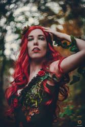 Autumn Poison Ivy - Hora Cosplay by SuperStudio8