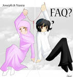 Joseph and Yusra FAQs by sakura02