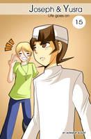 Mary and Yusuf by sakura02