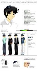 Joseph character sheet 2013 by sakura02