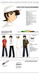 Yusuf character sheet 2012 by sakura02