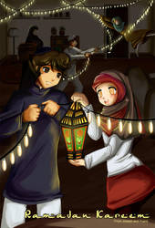 Ramadan Kareem by sakura02
