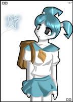 Anime Jenny by sakura02