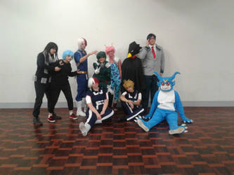 Adventure Festival 7 - Veemon e Boku no Hero by Rbitencourte