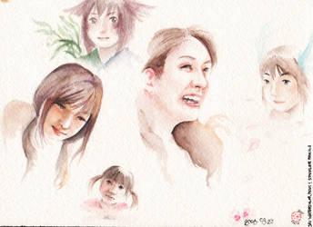 Daily Sketch 2008 - 8 by kyubikitsy