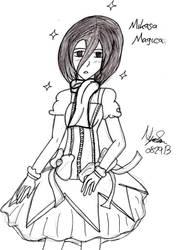 Magi Puella Mikasa Magica by Nyiana-sama