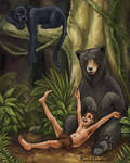 The Jungle Book by RachelLaughman