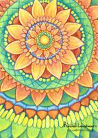 Sunflower by RachelLaughman