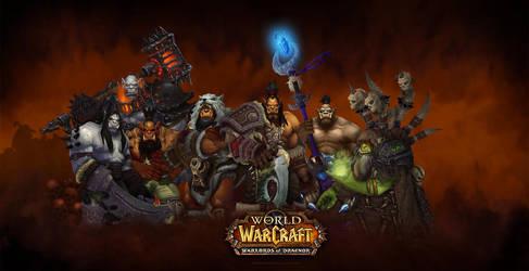 Warlords of Draenor WIP 3 by Daerone