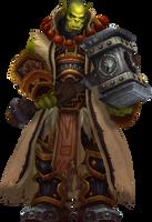 Thrall, Son of Durotan by Daerone