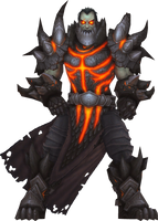 Deathwing, The Destroyer by Daerone