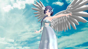 [MMD TDA] Air Princess Alys (DL) by ONE-Chanying
