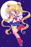 Sailor Moon by zimra-art