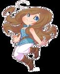 COMMISSION: Yumi by zimra-art