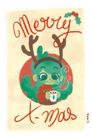 Merry Christmas ! by zimra-art