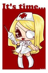 ::Evil Nurse:: by zimra-art