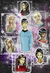 Spock and the Ladies by Milady666