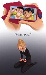 Miss you by Milady666