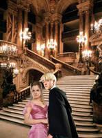 Draco and Hermione Malfoy by nitajade
