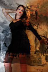Death is a Flirt by slimfadey