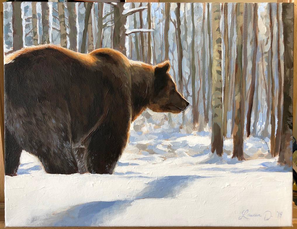 Wintery Wanderings by DaffoDille