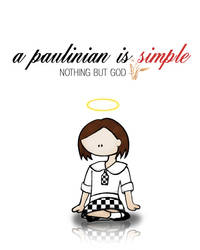 A Paulinian is Simple by chilli07