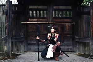 Souji Okita - the guard by dark1110