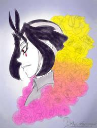 Yuri's Hanakotoba by DigiAndromeda