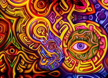 Inner Eye by farboart
