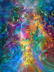 Nebula by farboart