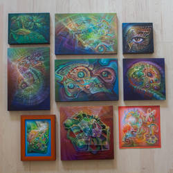 Originals for sale by farboart