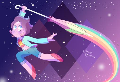 Rainbow Quartz 2.0 by ShyKittyDesigner