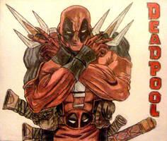 Deadpool by Parker-13