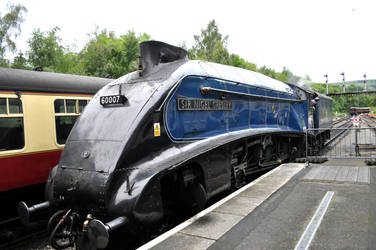 Sir Nigel Gresley by Dicky-Mint