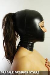 Gwendoline Bondage Hood! 03 by FragileDesires