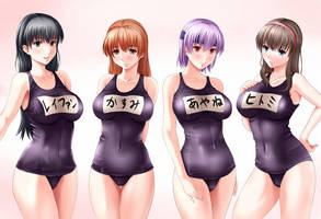 SWIMSUIT VERSION by AMERICAN5000