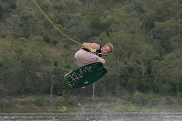 WakeBoarding 1 by 1the1
