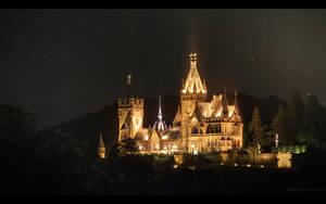 Castle of Light by BLPH