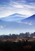 Foggy Mountains by BLPH