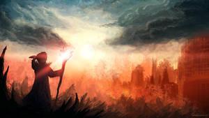 My Soul's Ablaze by BLPH